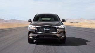 Los Angeles 2017 : Infiniti QX50