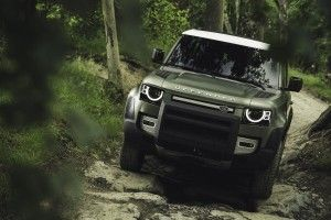 Land Rover Defender (2020):  une version longue ?