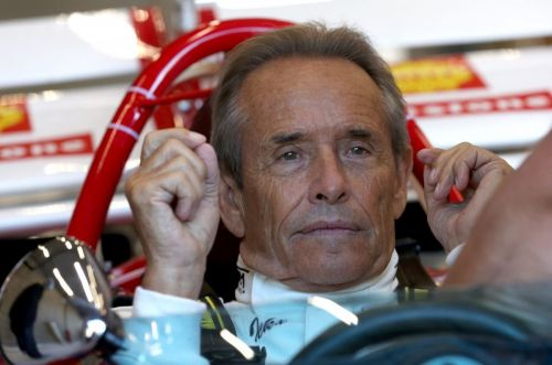 Ickx: Hamilton 'dazzling' but Fangio still an icon for me