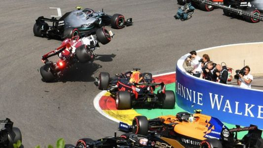 Verstappen hits back at Rosberg: 'He's the new Jacques Villeneuve'!