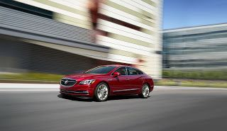 2018 Buick Lacrosse eAssist, consommation