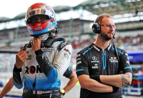 F1's Symonds says Russell is future world champion