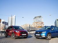 Comparatif - Ford Ka + Active vs Dacia Sandero Stepway : nouvelle menace