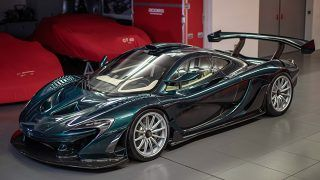 Goodwood 2018:  Lanzante McLaren P1 GT Longtail