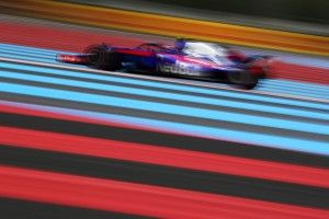 F1 - Gasly vise le top 10 en course