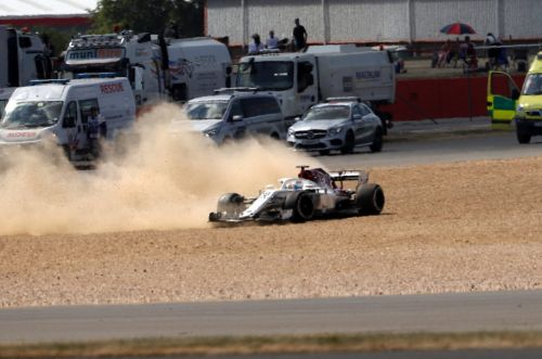 Whiting: Silverstone crashes the result of driver choice, not DRS