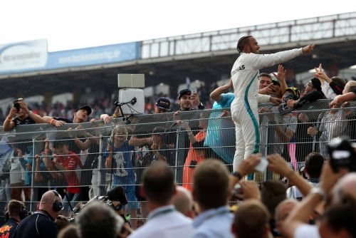 Hamilton declares German GP win one of his best of all-time