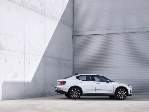 Polestar 2:  tremble, Tesla Model 3 ?