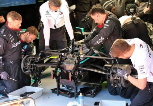 Mercedes reveals FIA's opposition to initial DAS design