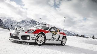 Rallye:  Porsche s'implique officiellement en R-GT