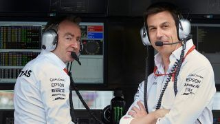 F1 2017:  Paddy Lowe officiellement chez Williams