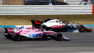 F1:  bras de fer entre Haas et Racing Point Force India