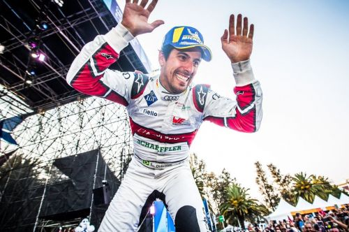 Di Grassi hails 'best Formula E race of my career'