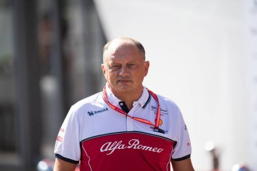 Vasseur: Alfa pushing to the limit not without risks