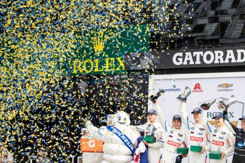 24H Daytona:  BMW Team RLL enfonce le clou