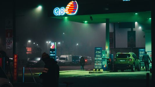 Gas Station (470)