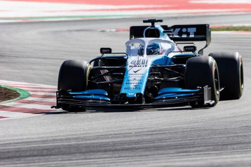 Williams hands FP1 outing to Latifi in Canada
