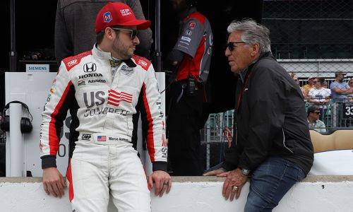 Fifty years on, can Marco finally break the Andretti jinx?