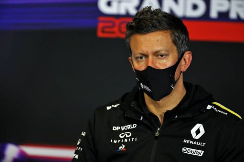 Budkowski: Renault will miss 'smiley, engaging' Ricciardo