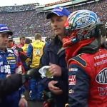 Revivez l'altercation entre Jeff Gordon et Matt Kenseth à Bristol en 2006