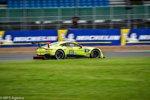 Silverstone:  une qualification prometteuse pour Aston Martin Racing