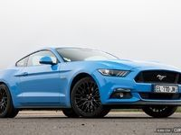 Photos du jour:  Ford Mustang 5.0