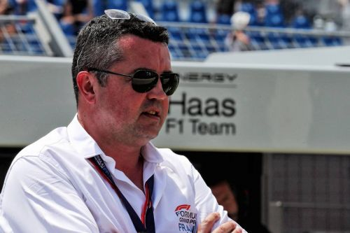 Boullier takes charge at the French GP