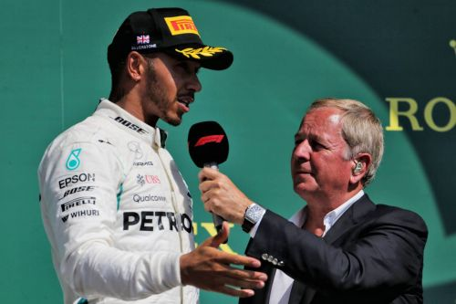 Brundle sees McLaren and Williams 'left in a void'