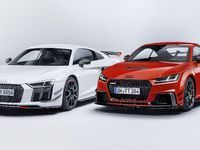 Audi Sport lance les 'Performance Parts'