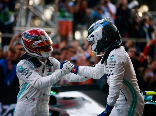 Bottas wouldn't choose 'any other teammate' than Hamilton