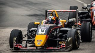 Macao F3:  Ticktum gagne, terrible accident de Flörsch
