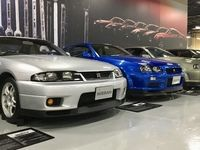 Avant le Salon de Tokyo, visite de l'incroyable collection Nissan Héritage !