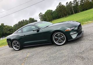 2018 Ford Mustang Bullitt Tribute par Petty's Garage, alternative à la vraie