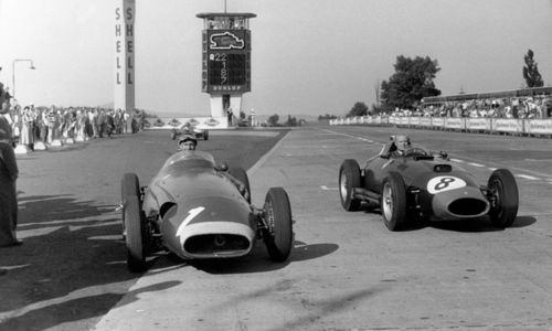 On this day: four classic Nurburgring winners