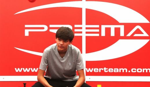 Montoya's teenage son to race in F4 with Prema