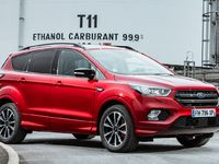 Essai - Ford Kuga E85:  l'affaire du moment