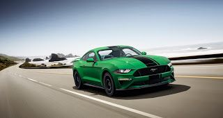 2019 Ford Mustang, voici le Need for Green