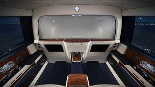 La Rolls-Royce Privacy Suite vous isole du monde