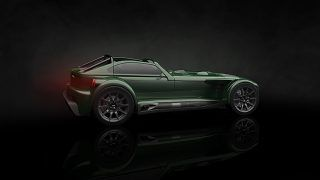 Donkervoort D8 GTO-JD70:  415 ch