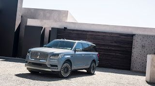 New York 2017, 2018 Lincoln Navigator