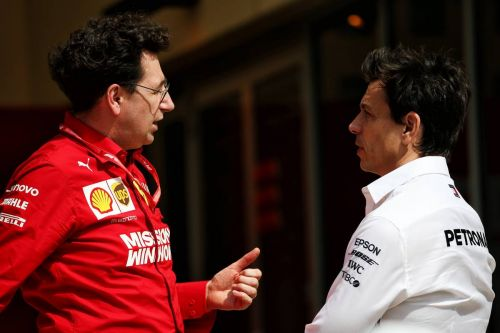 Wolff expecting 'totally different conversation' about Ferrari at Spa