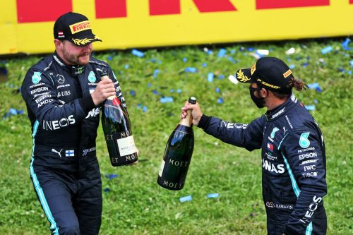 Bottas relieved by success of 'damage limitation'