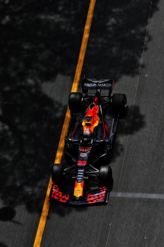 Verstappen: Red Bull closer to Mercedes than it looks