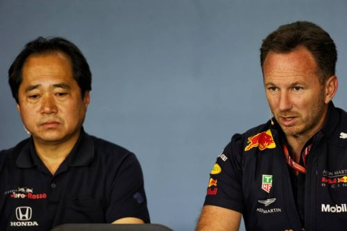 Red Bull's future in F1 could depend on Honda - Marko