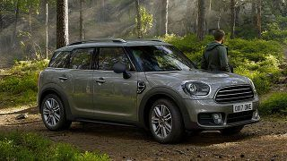La Mini Countryman arrive en version One