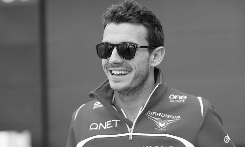 Remembering JB17 - Jules Bianchi, always in our hearts