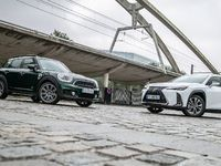 Comparatif - Lexus UX VS Mini Countryman SE:  question de philosophie