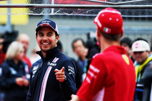 Racing Point reveals key detail in Perez contract