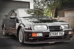 Youngtimer:  Ford Sierra Cosworth RS500