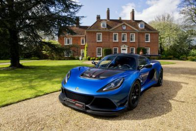 Lotus Exige Cup 380:  encore plus radicale